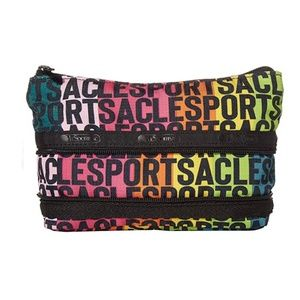 LeSportsac l Colette Rainbow Cosmetic Case